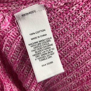 Express Sweaters - Express Pink Oversized Sweater Size Medium